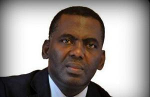 Mauritaanse mensenrechtenactivist Biram Dah Abeid