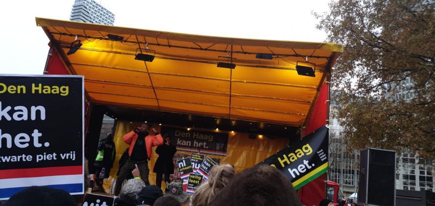 Manifestatie KOZP Den Haag