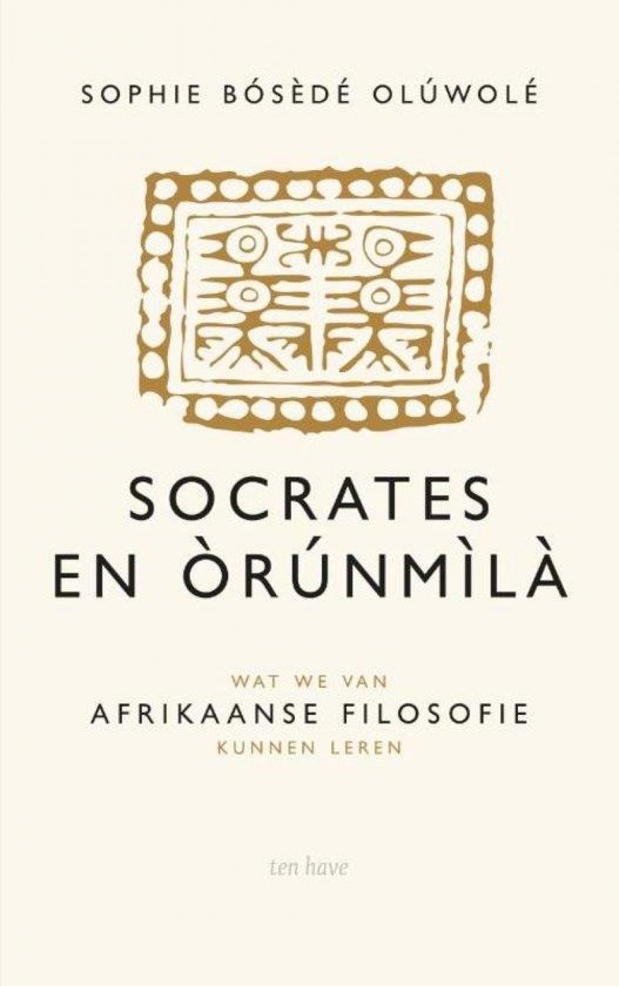 Socrates en Orúnmìlà