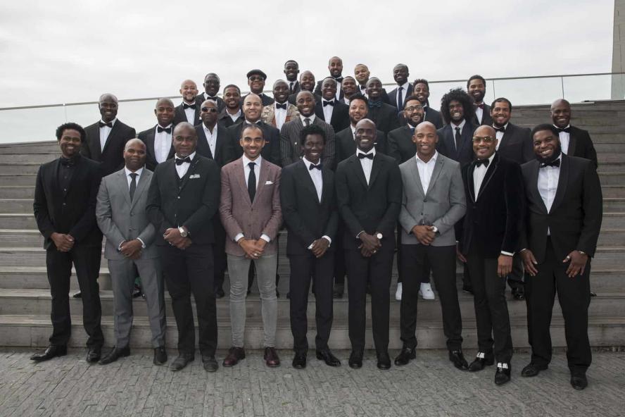 Black Male Achievers groepsportret-3 © Les Adu 2018