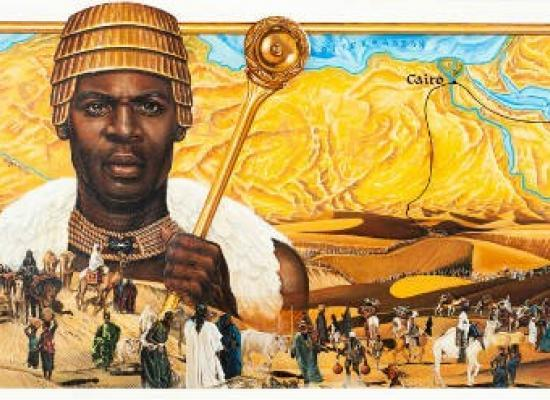 Mansa Kankan Musa King of Mali (1306-1337)