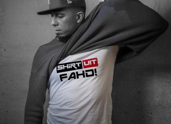 Shirt uit Fahd!