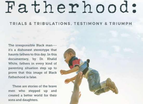 Black Fatherhood - AfroLandTV