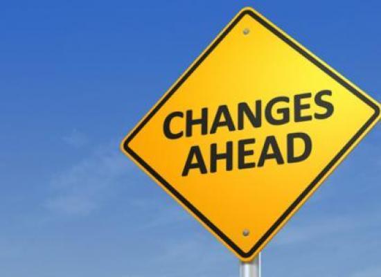 Op naar een nieuwe toekomst van verandering